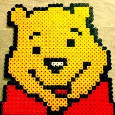 Winnie the Pooh perler beads by walkzz