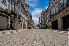 Rua de Santa Catarina, la calle más comercial de Oporto | Turismo en Portugal (shared via SlingPic)