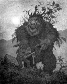 Trolls – From Ancient to Modern   Paranormal Haze