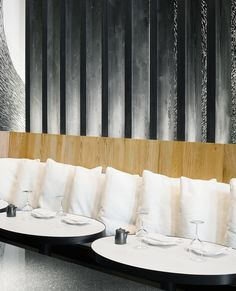 Restaurant Design: Kinugawa Japanese Restaurant in Paris by Gilles & Boissier | Home Design and Decor