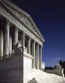 The Supreme Court Building: Despite its role as a coequal branch of government, the Supreme Court was not provided with a building of its own until 1935, the 146th year of its existence. Initially, the Court met in the Merchants Exchange Building in New York City. When the national capital moved to Philadelphia in 1790, the Court moved with it, establishing Chambers first in Independence Hall and later in the City Hall.
