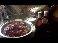 Saladmaster Ribs in the 12 inch oil core skillet - YouTube