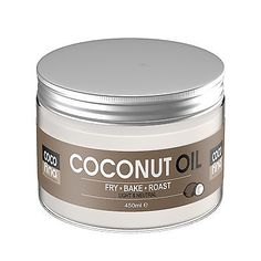 100 % pure #natural coconut oil #450ml cooking, #moisturiser for hair skin face,  View more on the LINK: http://www.zeppy.io/product/gb/2/261920564205/