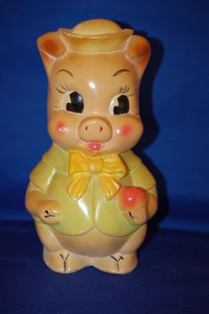 Piggy Bank Pig Bank, Pig Pig, Money Bank, Pennies, Pigs, Kitsch, Banks, Lust, Cool Designs