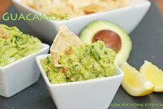 Guacamole | Avocado Dip