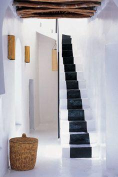 Painted Staircase Runner | Camille Styles