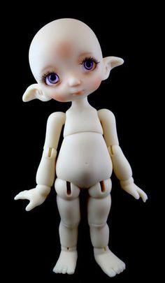 Fair Penny Elf 22 cm YOSD by Linda Macario
