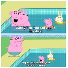17 Times Peppa Pig Was Just An Absolute Savage Don't let the sweet voice fool you. 17 Times Peppa Pig Was Just An Absolute Savage Don't let the sweet voice fool you. Peppa Pig Cartoon, Peppa Pig Funny, Peppa Pig Memes, George Pig, Baby George, Easy Drawing Tutorial, Mini Snickers, Peppa Pig Familie, Peppa Pig Wallpaper