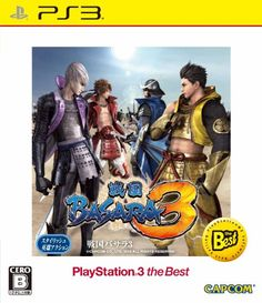 Sengoku Basara 3 Best Version Japan Import ** Check this awesome product by going to the link at the image. Note:It is Affiliate Link to Amazon.