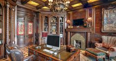 $32 Million Opulent French Mansion in Dallas Texas 10