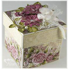 Gallery | Majestic Blooms Box - Heartfelt Creations