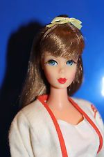 Vintage Barbie  Twist n Turn-Light Brown