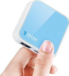 TP-Link TL-WR702N - Un nano routeur Wi-Fi de poche !