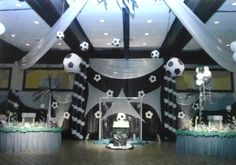 Soccer Banquet, Soccer Party, Football Banquet