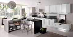 cucine #stosa #contemporanee #legno #design #stile #qualità ...