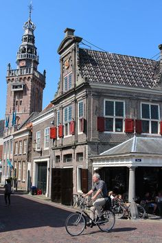 Day Trip to Volendam, Monnickendam & Marken from Amsterdam by bike, boat or bus Day Trips From Amsterdam, Amsterdam Netherlands, Throughout The World, Most Visited, European Travel, Capital City, Vacation Trips, Street View, Boat
