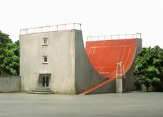 absurd-architecture-of-artist-Frank-Kunert-9