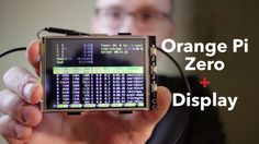After figuring out the GPIO pin names of the Orange Pi Zero expansion port it isrelatively easy to configure anyTFTdisplay as a FBTFT ...