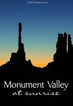 Monument Valley at S
