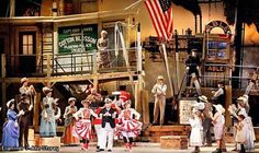 Showboat (with Tom Bosely, Livent Production) ★★★★