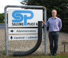 Salesmanager Salling Plast  Verkaufschef Salling Plast