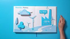 """VW Think Blue Imagefilm by Jonas Schenk. Volkswagen opens new chapter in """"Think Blue. Storyboard, Paper Artwork, Animation, New Chapter, Marketing, Motion Graphics, Videos, Volkswagen, Identity"""