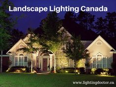 Inexpensive Lighting Services with Landscape Lighting Canada  Install best lightings in Calgary and all over Canada, we provide best lighting design that makes creative and attractive to your landscape. Many people build landscape but they forget to install lighting's. We are lighting doctor tends best landscape lighting Canada. See our packages of lighting here:- http://lightingdoctor.ca/ #landscapelightingcanada #calgary #canada #lightingdoctor
