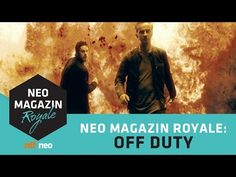 Deutschland: Off Duty | NEO MAGAZIN ROYALE mit Jan Böhmermann - ZDFneo - YouTube
