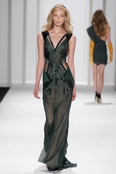 The fall 2012 collection from J. Mendel at Hirshleifers.