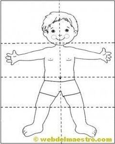 Preschool Puzzles, Preschool Worksheets, Toddler Activities, Preschool Activities, Body Parts For Kids, Body Parts Preschool, Body Craft, Childhood Education, Coloring Pages For Kids