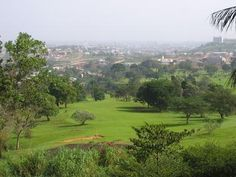 Mount Febe Hotel in Yaounde Cameroon - Cameroon Hotel Golf Course
