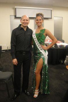 #MissColombia #Houston #Contestant #HairByPedro #Pageant #Glamour #GlamTeam #Houston #Texas #Moda #PedroAbasolo #Sponsor #Green #Emerald #Dress #Gown #AltaCostura #Belleza #latina