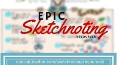 Sketchnoting is not just an attractive way to take notes, it can improve retention and learning. These sketchnoting resources will get you started with your students.  You don't have to have a ton of talent, just a little know-how. I'll update these sketchnoting resources, so tweet me or leave a comment to add your favorites. […]