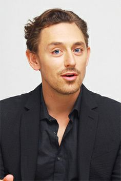 JJ Feild.  Oh those blue eyes! I'm sorry but i  thought on the first sight it is tom hiddleston...!