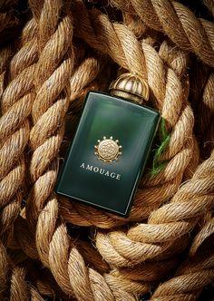 Amouage advertisement photography http://www.howlettphoto.com/portfolio/creative-product-photography-rope-amouage