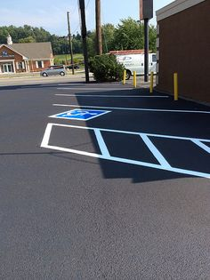 Pavement Sealing Knoxville, TN 865-680-9225