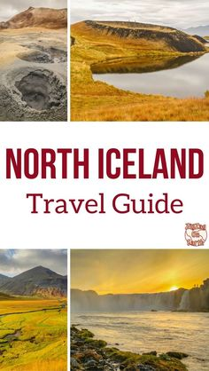 North Iceland Travel Guide - Map video photos places to visit including Lake Myvatn Dimmuborgir Dettifoss Godafoss. Iceland Travel Tips, Iceland Road Trip, Europe Travel Tips, Travel Packing, Traveling Tips, Travel Hacks, Travel Guides, Travel Destinations, Kuala Lampur