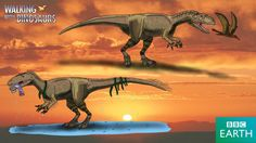 Walking with Dinosaurs: Eustreptospondylus by TrefRex.deviantart.com on @DeviantArt