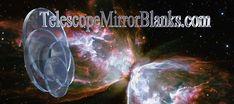 Com provides telescope mirror blanks and thin plate glass mirror blanks for telescope makers and ATM's Basic Astronomy, Grinding, Interesting Stuff, Telescope, Logo, Solar Power System, Logos, Ribbons