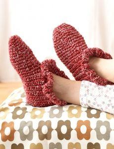 RuffleEdgeSlippers-Ruffle Edge Slippers