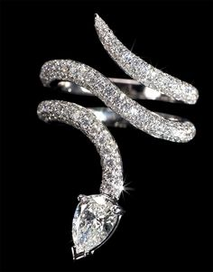 Sterling Silver Jewelry For Women Info: 2601195535 Snake Necklace, Snake Jewelry, Snake Ring, Expensive Rings, Expensive Jewelry, Sterling Jewelry, Sterling Silver Rings, Silver Hoop Earrings, Silver Jewelry
