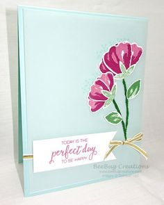 Bunch of Blossoms Stampin' Up!