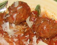 Best Ever Italian Meatballs... that's what they say--- we're pretty picky about our meatballs.  We're trying this tonight!