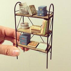 new bookshelfscale of 1/12:
