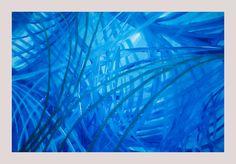 blaue Unendlichkeit von Giselle