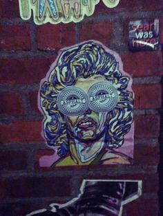NY Street art. #soho #street #art #newyork