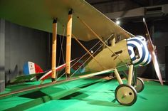 CDSG Forums :: View topic - National Museum of the US Air Force at Wright-Patterson Nieuport 28