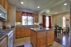 Kitchen-Open Concept http://www.ramamehra.com/2014/06/20/beautiful-move-in-ready-townhouse-available/