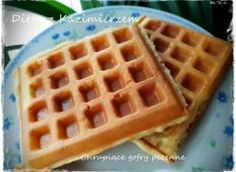 Chrupiące gofry Waffles, Low Carb, Breakfast, Food, Morning Coffee, Meal, Essen, Hoods, Meals