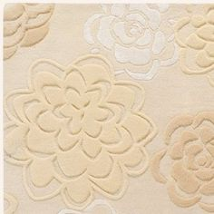 Candice Olson Modern Classics CAN-1918 Bone Transitional Rug